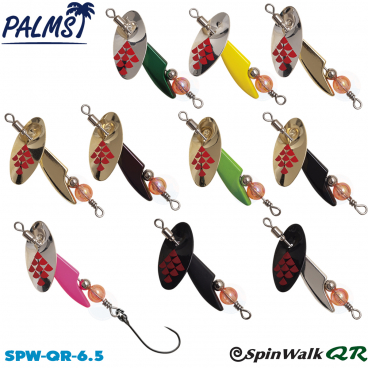 Palms SPINWALK QR SPW-QR-6.5 6.5 g