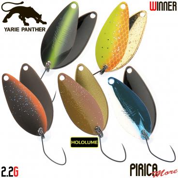 YARIE PIRICA MORE WINNER II 2.2 G