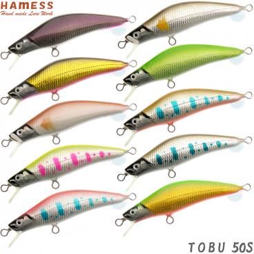 HAMESS TOBU 50S