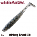 AIRBAG SHAD 4.5 INCH