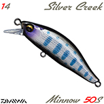 SILVER CREEK MINNOW 50S
