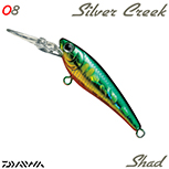 SILVER CREEK SHAD 4SP