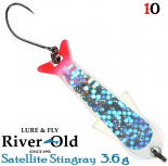 SATELLITE STINGRAY 3.6 G