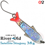 SATELLITE STING RAY 3.6 G