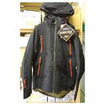 SHIMANO GORE-TEX® RB-014M WINTER SUIT color BLACK
