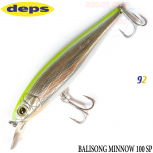 BALISONG MINNOW 100SP