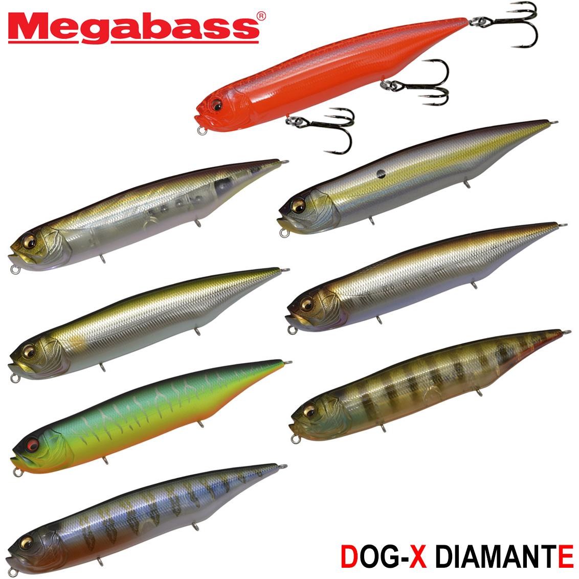 Megabass Dog X Diamante