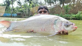 Amazing Big Cast Net Fishing | Best Net Fishing