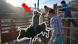 I ALMOST DIED IN MEXICO!!! (FATAL Car Accident, Surviving CARTELS & VICIOUS BULL RIDING)