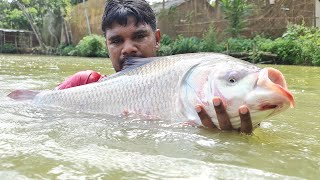 Unique Under Water Fishing | Best Fishing Video | Under Water Fishing
